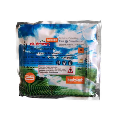 Диоксид хлора Dutrion 4 грамма (0,5 кг)