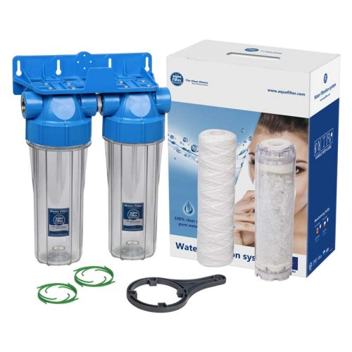 Фильтр Aquafilter FHPRCL34-B1-TWIN