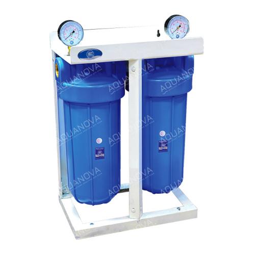 Aquafilter HHBB10A магистральный двойной фильтр Big Blue 10