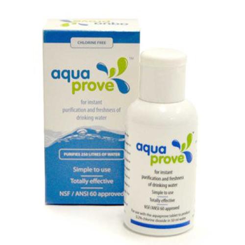 Aquaprove - средство для обеззараживание воды
