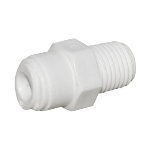 Муфта прямая соединительная Aquafilter A4MC4-W