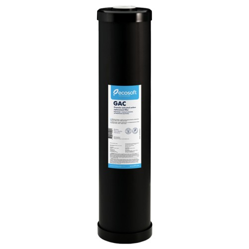 Ecosoft CHV4520ECO Картридж с гранулированным углем (4,5х20)