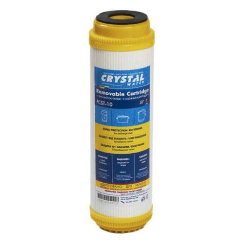 Crystal FCST-10 умягчающий картридж
