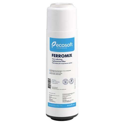 "Картридж Ecosoft FERROMIX для удаления железа 2,5""х10"""