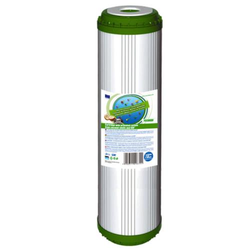 Aquafilter FCCBKDF угольный картридж с загрузкой KDF