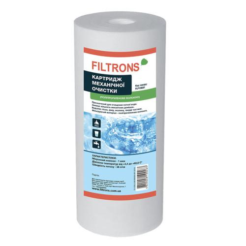 Filtrons FLP10BB полипропиленовый картридж