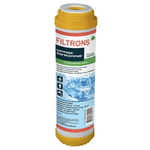 Умягчающий картридж Filtrons FLUM10SL20Р