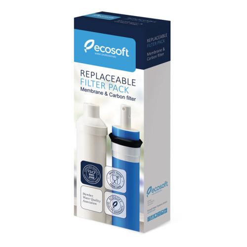 Комплект картриджей 4-5 Ecosoft для обратного осмоса