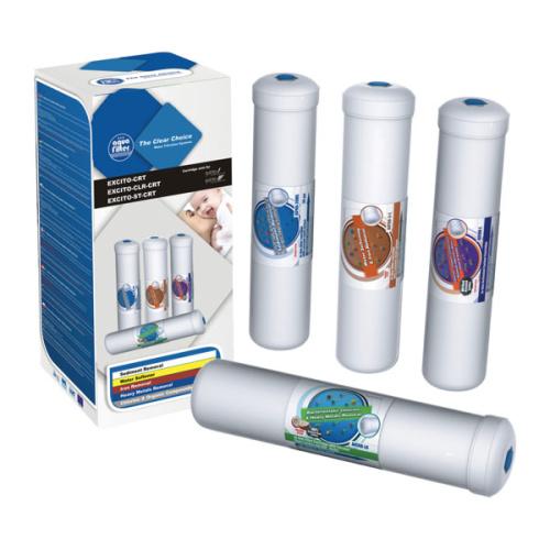 Aquafilter EXCITO-CLR-CRT комплект картриджей