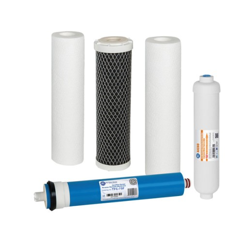 Комплект Aquafilter RO5-CRT + Мембрана Filmtec 75G