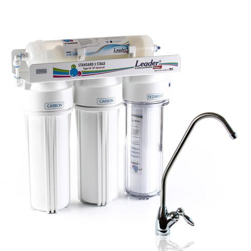 Leader UF4 проточный мембранный фильтр
