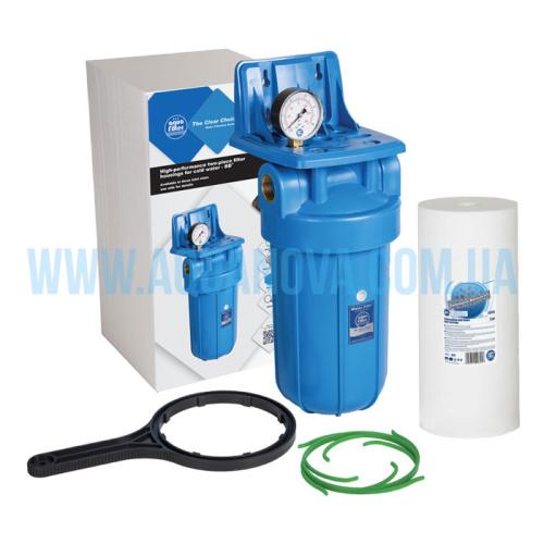 """Механический фильтр Aquafilter Big Blue 10"""""""