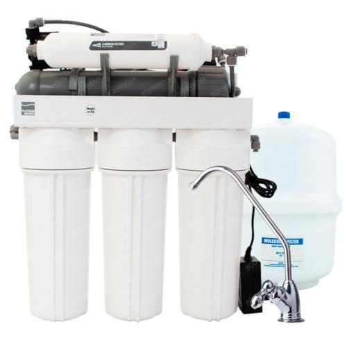 Зворотний осмос Platinum Wasser Ultra-5P з помпою