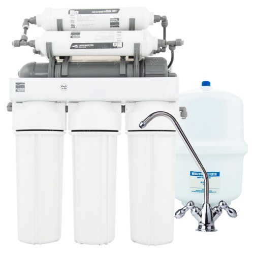 Обратный осмос Platinum Wasser Ultra 7